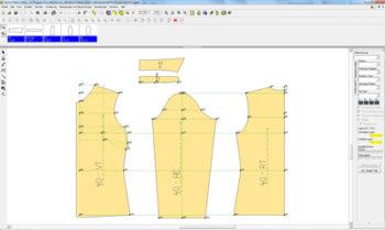 CAD Schnitterstellung